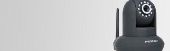 PanTilt Wireless WebCam w/Voice Under $100