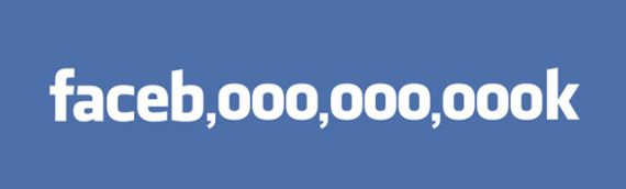 Facebook – 1 Billion Active Monthly Users
