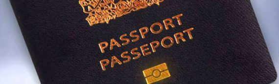 Opening your Passport can Lead to Identity Theft