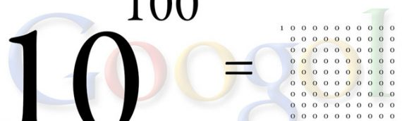 What does Google have to do with a hundred Zeroes?