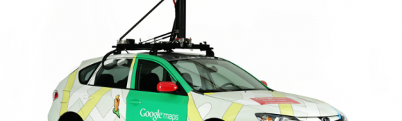 Specs of a Google Street View Car