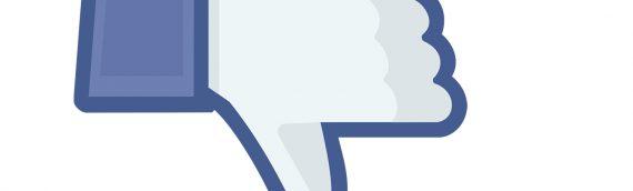 I dislike Facebook's idea for a new Dislike button