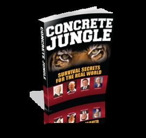 Concrete Jungle Book