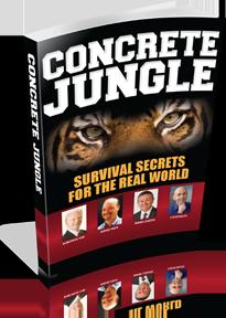Concrete Jungle (Cover)