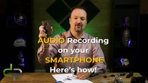 A Cheap Mic for great audio recording on your smartphone