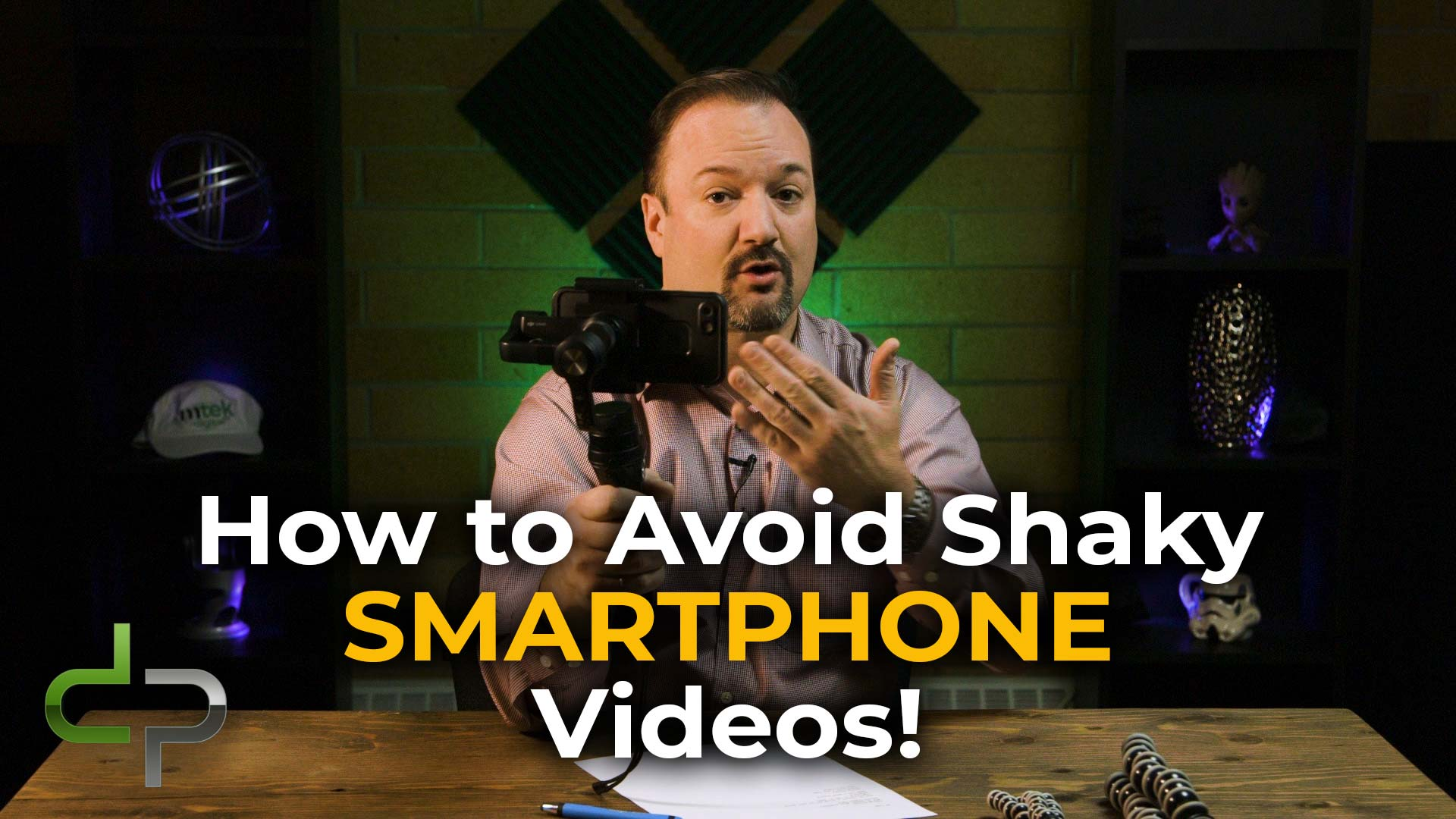 Options For Avoiding Shaky Cameras
