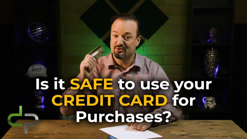 Is It Safe To Use Your Credit Card
