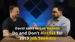 Do's and Don'ts for 2019 Job Seekers