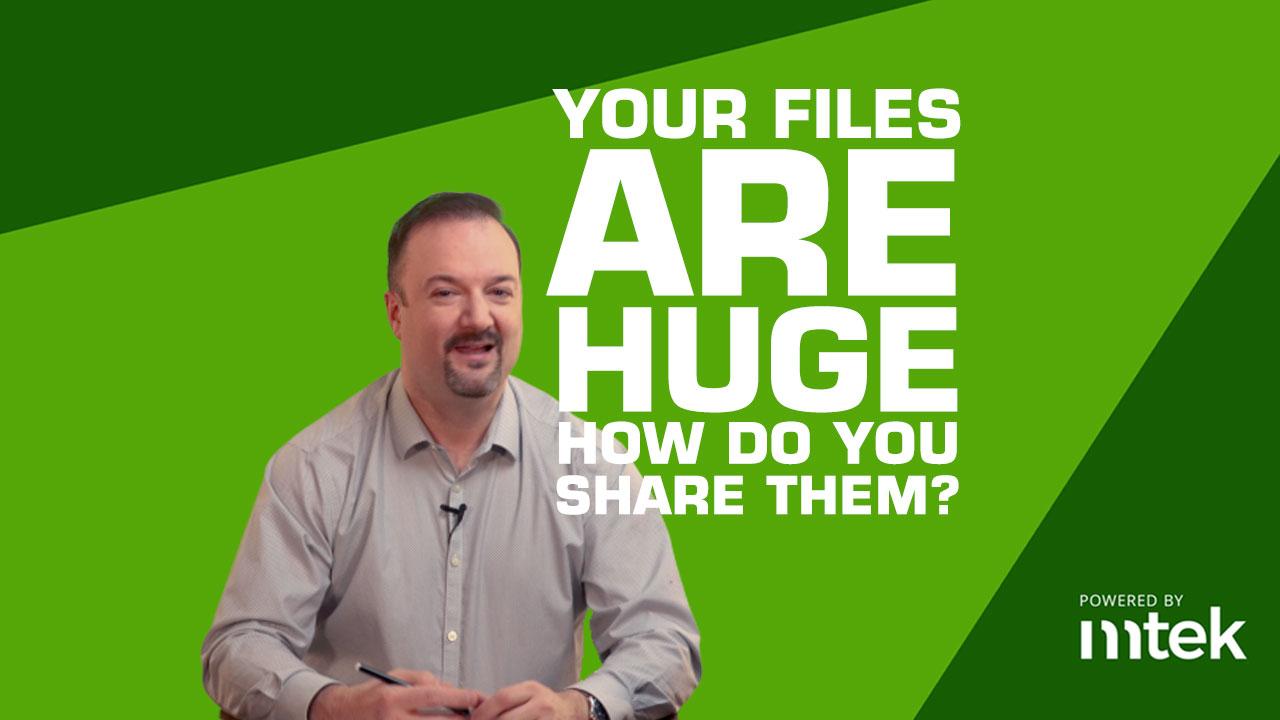 Large File Sharing wetransfer
